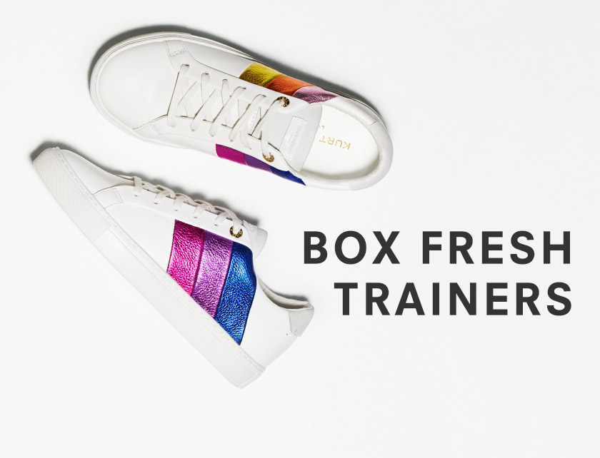 Box Fresh Trainers