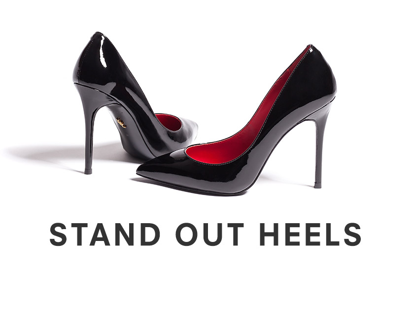 Stand Out Heels