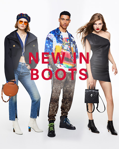 boots new in