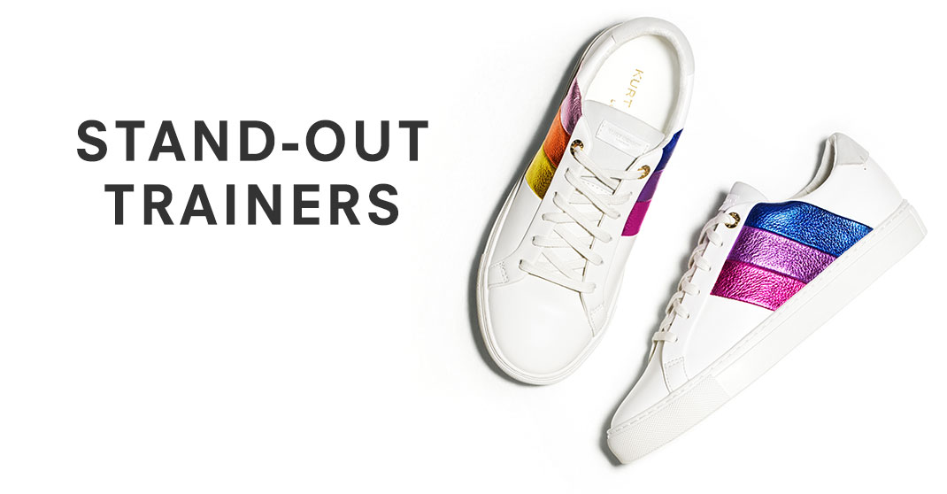 stand out trainers