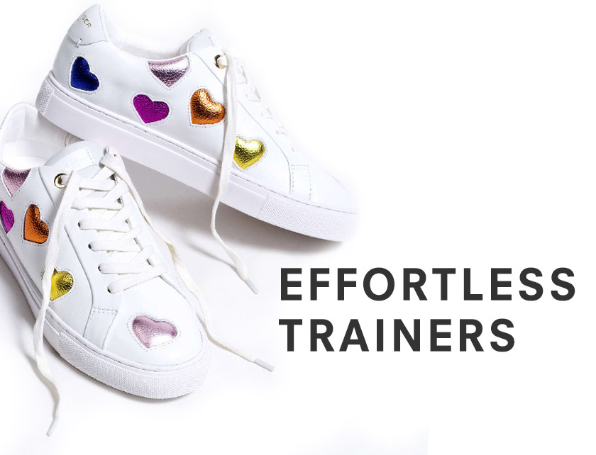 effortless trainers
