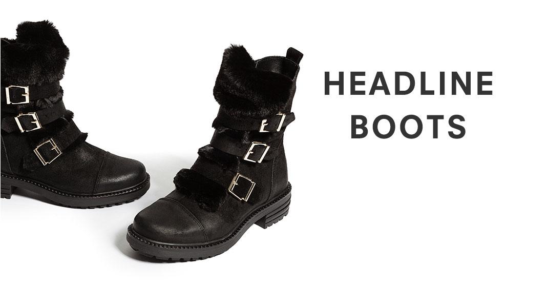 Headline Boots