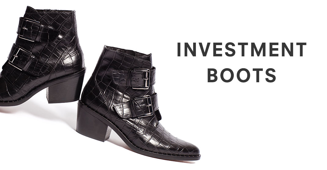 Investment Boots