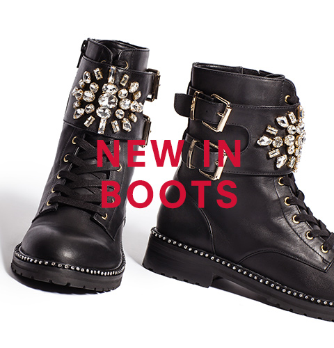 New In Boots
