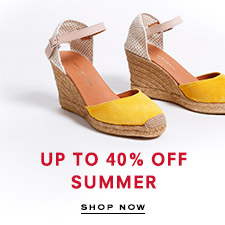 Up To 40% Off Summer