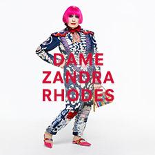 Dame Zandra Rhodes
