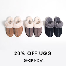 20% Off UGG - Shop Now