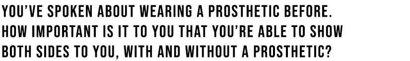 Prosthetic