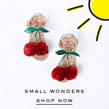 Small Wonders - Shop Now