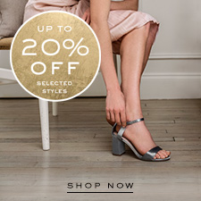20% Off Selected Lines - Shop Now