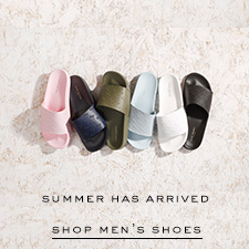 Summer Has Arrived - Shop Men's Shoes