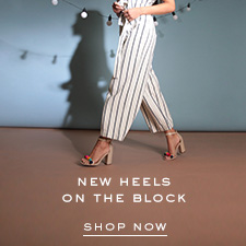 New Heels On The Block - Shop Block Heels
