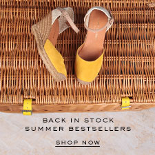 Back In Stock - Summer Bestsellers - Shop Now