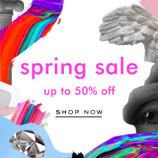 Spring Sale Up To 50% Off - Shop Now