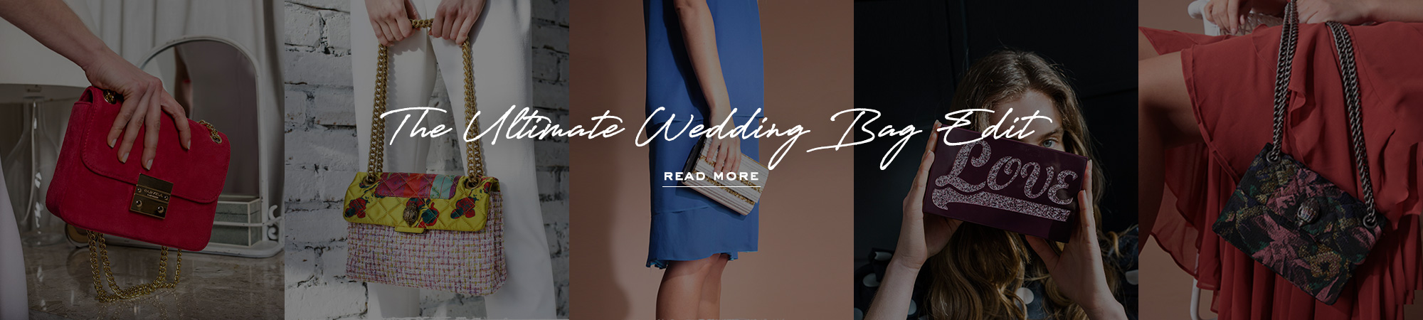 The Ultimate Wedding Bag Edit