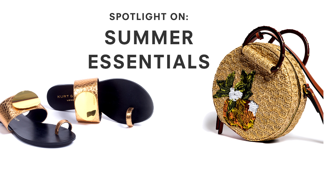 Spotlight On: Summer Essentials