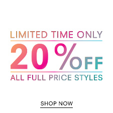 20% Off All Full Price Styles