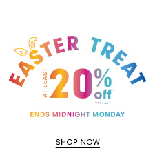 At least 20% Off - Easter Treat