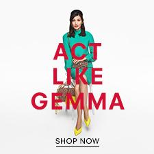 Act Like Gemma