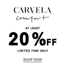 Nearly 20% Off All Carvela Comfort