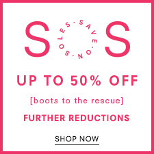 SOS - Up To 50% Off - Further Reductions