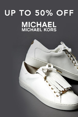 Up to 50% off Michael Michael Kors