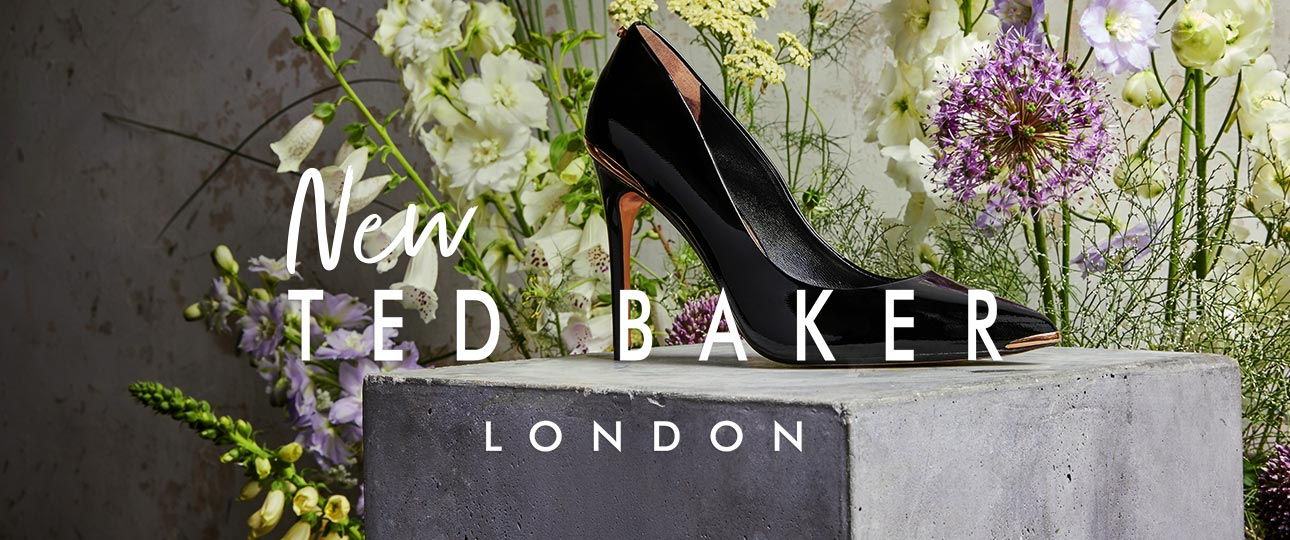 3f634b6ab BRAND OF THE WEEK. FROM £49. SHOP TED BAKER