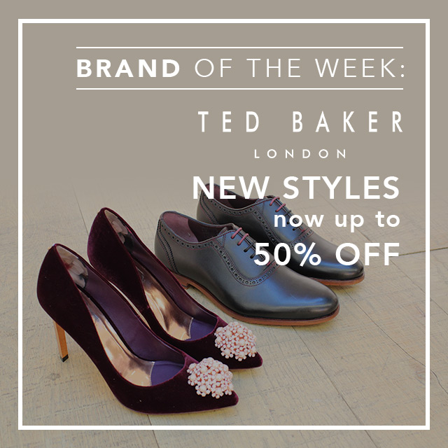 SHOP TED BAKER