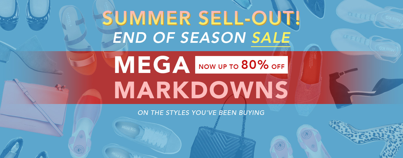 SHOP SUMMER SELL OUT