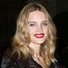 Natalia Vodianova wears Kurt Geiger London