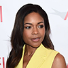 Naomie Harris wears Kurt Geiger London
