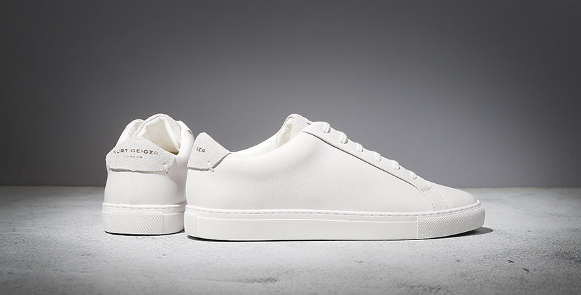 how to wear the minimal sneaker