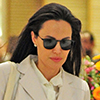 Angelina Jolie wears Kurt Geiger London