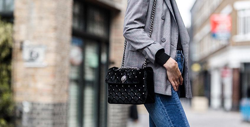 trending: luxe textures