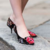 The kitten heel has come full circle, and we couldn't be happier about it.