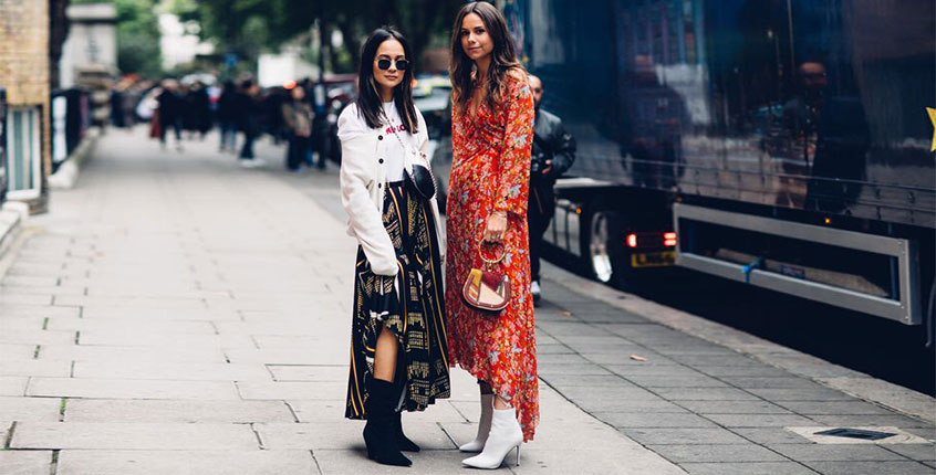 what it's really like at london fashion week